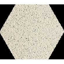 Промышленная кислотоупорная плитка шестигранник Zahna Fliesen Hexagon  Whitemix 11,  100/115/18 (Германия)