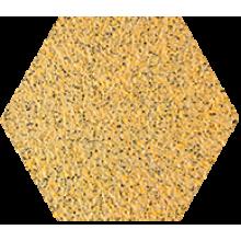 Промышленная кислотоупорная плитка шестигранник Zahna Fliesen Hexagon Sahara 86  100/115/18 (Германия)