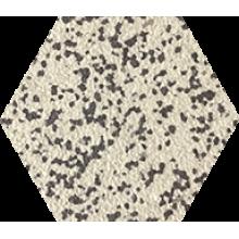 Промышленная кислотоупорная плитка шестигранник Zahna Fliesen Hexagon Grauporpher 21  100/115/18 (Германия)