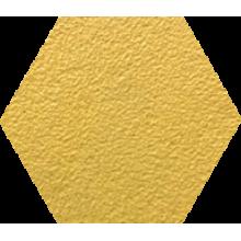 Промышленная кислотоупорная плитка шестигранник Zahna Fliesen Hexagon Gelb uni 03 100/115/18 (Германия)