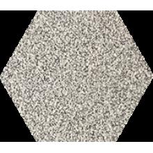 Промышленная кислотоупорная плитка шестигранник Zahna Fliesen Hexagon Grauweissmix 22,  100/115/18 (Германия)