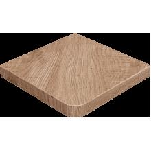 Ступень угловая Ordesa Marron 31.5×31.5