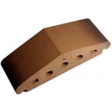 Профильный кирпич ZG-Klinker  K25 Каштановый