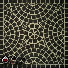 Тротуарная клинкерная мозаика М502DF (делимая на 8 частей 60/60/52)