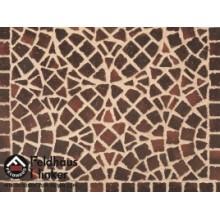Тротуарная клинкерная мозаика М409DF (делимая на 8 частей 60/60/52)