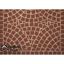 Тротуарная клинкерная мозаика М402DF (делимая на 8 частей 60/60/52)