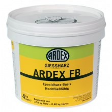 Эпоксидная смола для ремонта ARDEX FB  4кг