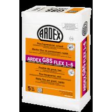 Заполнитель для швов ARDEX G8S FLEX 1-6 песочно-бежевый / 5 кг