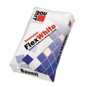 Клей Baumit Baumacol FlexWhite белый