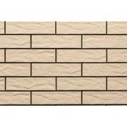 Фасадная клинкерная плитка  CERRAD Elewacja rustico krem