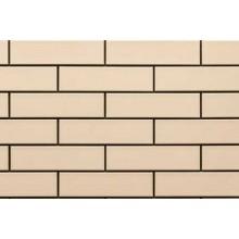 Фасадная клинкерная плитка CERRAD Elewacja gladka krem 245*65*6.5