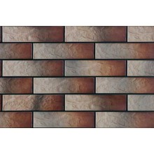 Фасадная клинкерная  плитка CERRAD Elewacja rustico alaska