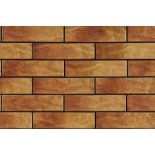 Фасадная клинкерная плитка CERRAD  Elewacja rustico dakota