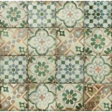 Плитка напольная керамогранит Anticatto Decor Mix Varese Natucer (Испания) 22.5х22.5