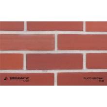 Фасадная клинкерная плитка Terramatic PLATO Original 1101