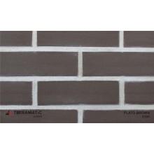 Фасадная клинкерная плитка Terramatic PLATO Brown 2101