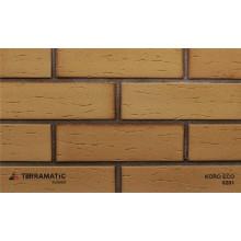 Фасадная клинкерная плитка Terramatic KORO Eco 5201
