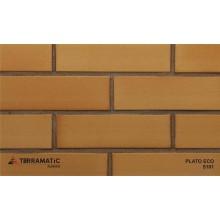 Фасадная клинкерная плитка Terramatic PLATO Eco 5101