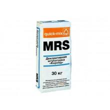 Декоративная минеральная штукатурка MRS  «Короед» quick-mix 2.5 мм