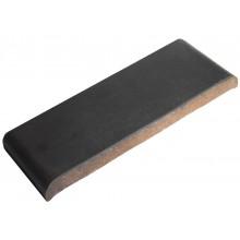 Керамическая парапетная плитка ZG-Klinker графит КР 30 (305х110х25 мм.)