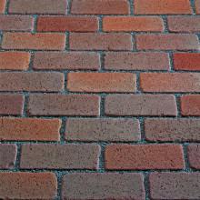Тротуарный клинкерный кирпич - состаренный Kerawil Keratique Flammenbunt 200х100х45