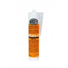 Герметик силиконовый ARDEX SE, серебристо-серый / 310 мл.